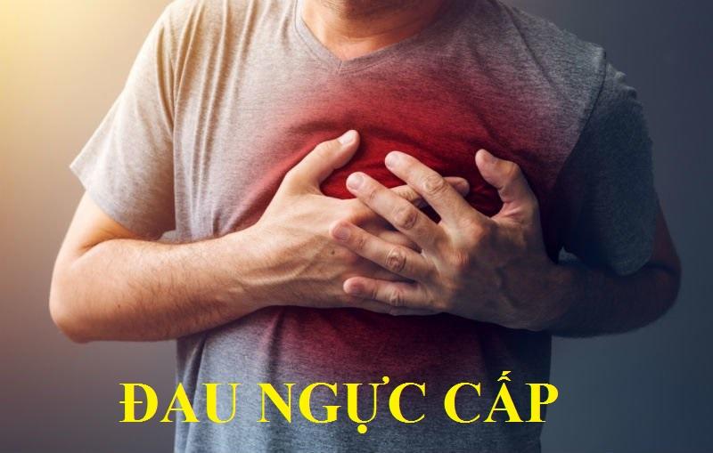 Những điều cần biết về biểu hiện đau ngực cấp