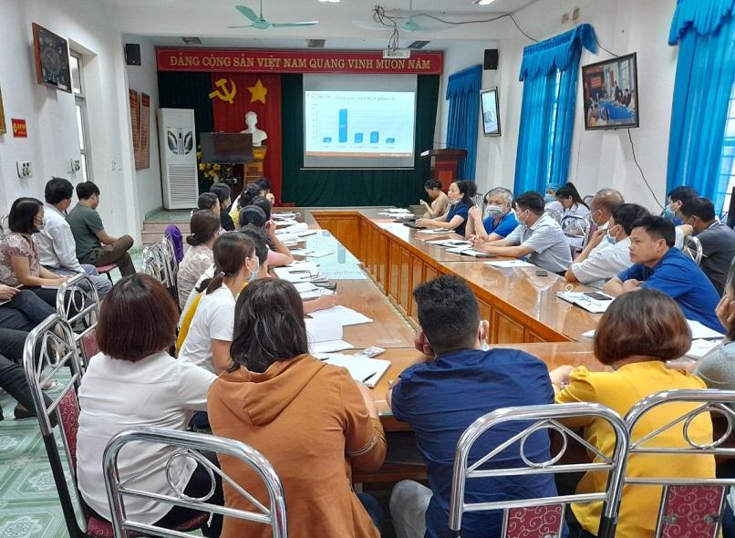 Triển khai Chiến dịch tiêm vắc xin phòng COVID-19 đợt 1/2021
