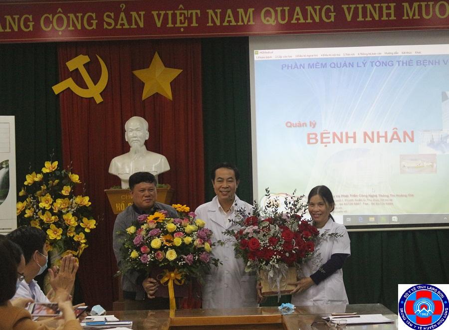 Tri ân những người thấy thuốc nhân dịp kỷ niệm 66 năm ngày thầy thuốc Việt Nam (27/02/1955- 27/02/2021)