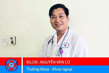 Bs.CKI. Nguyễn Văn Cừ