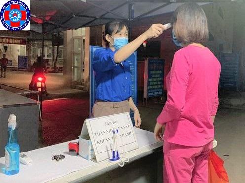 Trung tâm Y tế Hữu Lũng tăng cường công tác phòng chống dịch COVID-2019