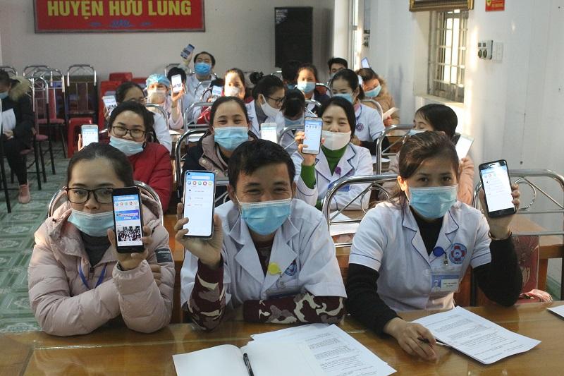 Chi đoàn TTYT Hữu Lũng hưởng ứng cuộc thi tìm hiểu 90 năm truyền thống vẻ vang của Đoàn TNCS Hồ Chí Minh