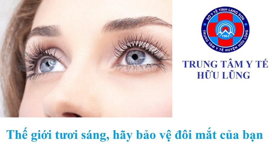 Các biện pháp bảo vệ và chăm sóc mắt tốt nhất
