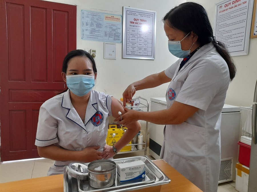 Chủ động tiêm phòng vắc xin cúm mùa