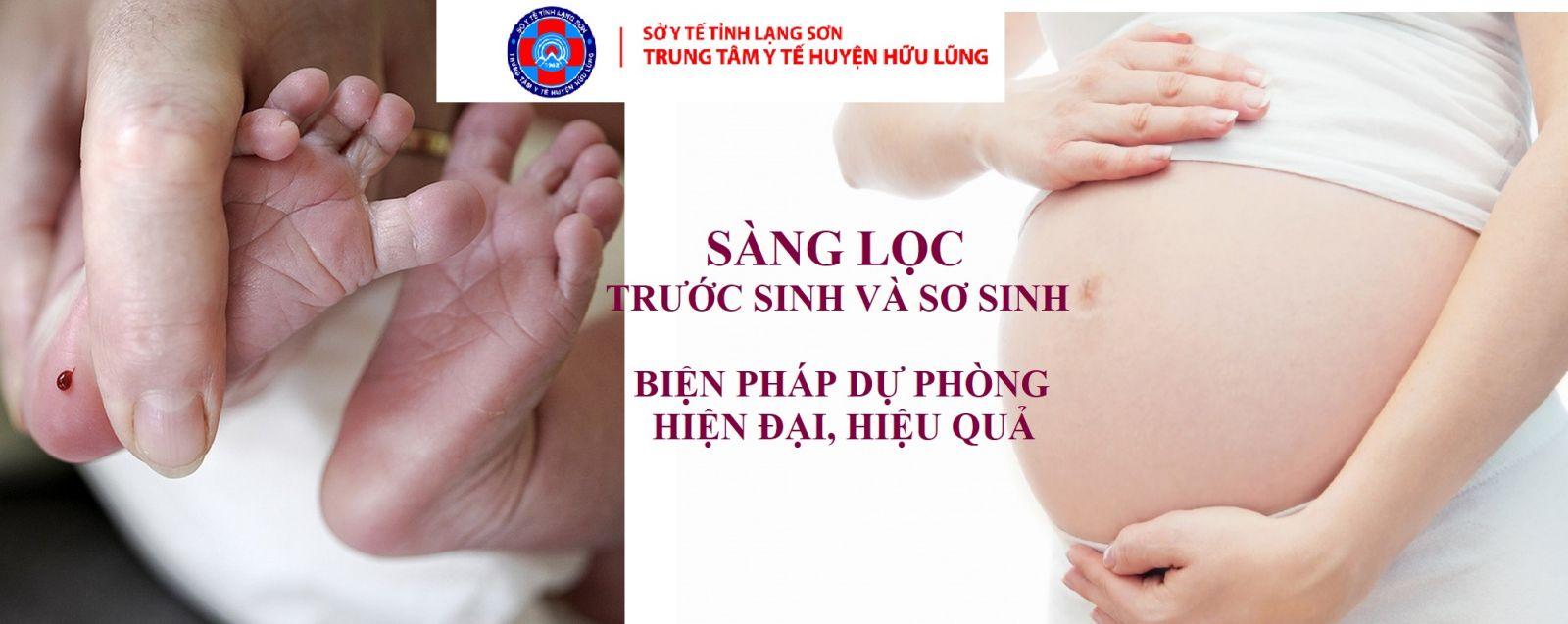 Tăng cường và nâng cao nhận thức cho người dân về khám sàng lọc trước sinh và sơ sinh
